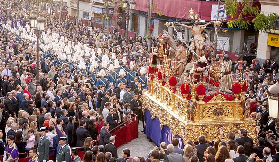Semaine Santa à Seville