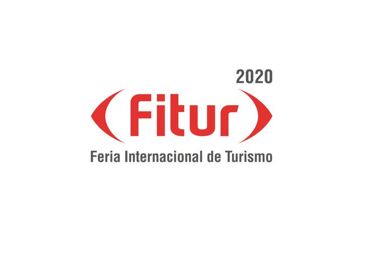 Logo 2020 de Fitur à Madrid