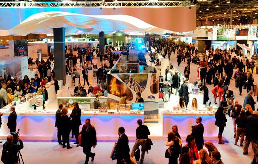 Salon du tourisme FITUR à Madrid