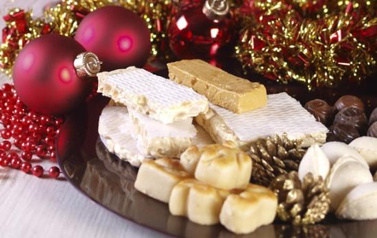 Repas typique de Noël en Espagne