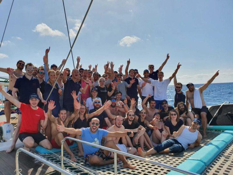 Groupe Catamaran Majorque