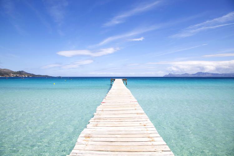 Découvrez la magnifique plage de Muro à Majorque