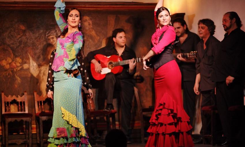 Spectacle de flamenco pour votre soirée de gala