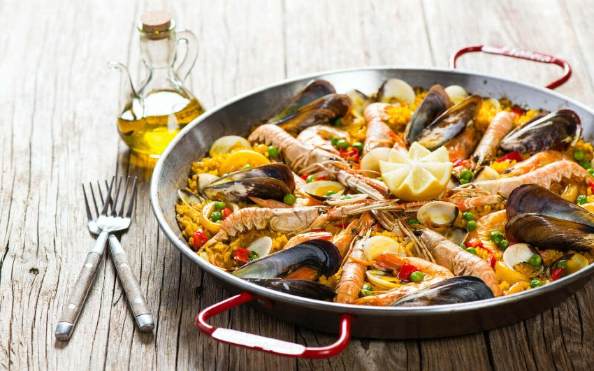 L'incontournable paella espagnole