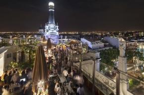 Profitez d'un rooftop de Madrid pour votre soirée de gala